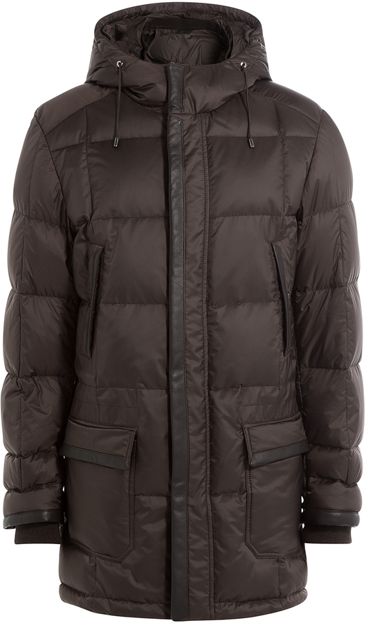 Brioni Down Jacket | Where to buy & how to wear