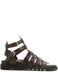Pollini Gladiator Sandals