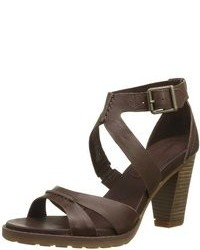 Dark Brown Sandals