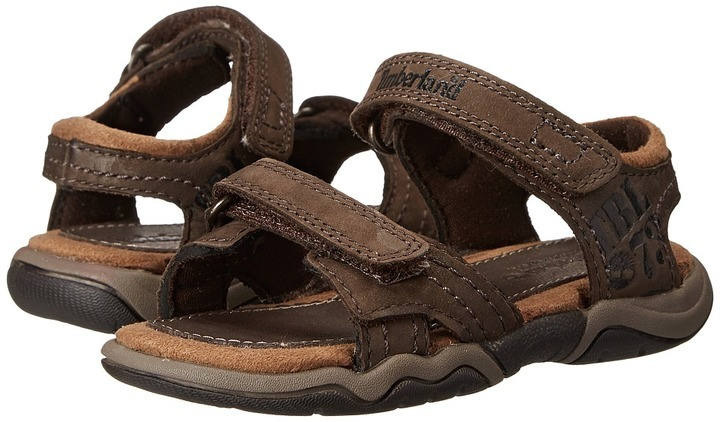 best choice save off super cheap $50, Timberland Kids Earthkeepers Oak Bluffs Leather 2 Strap Boys Shoes