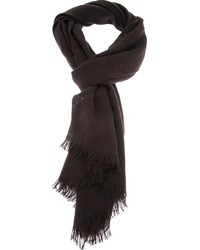 Dark Brown Scarf