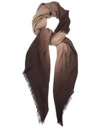 Bottega Veneta Dgrad Fine Knit Wool Scarf