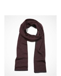 Express Reversible Merino Wool Scarf