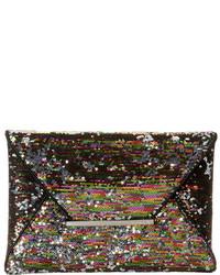 Harlow sequins envelope clutch medium 131292