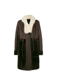 Chloé Reversible Oversized Lambskin Coat