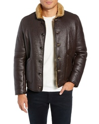 YMC Brainticket Genuine Shearling Jacket