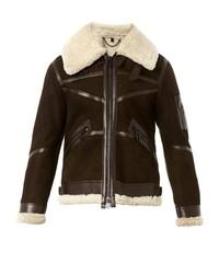 Belstaff Bridlington Shearling Jacket