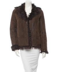 Celine Cline Shearling Jacket