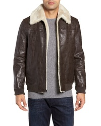 Robert Graham Corson Genuine Shearling Jacket