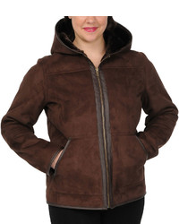 jcpenney Excelled Leather Excelled Faux Shearling Jacket