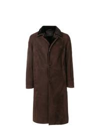 Liska Long Shearling Coat