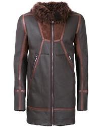 Rick Owens Panelled Jacket