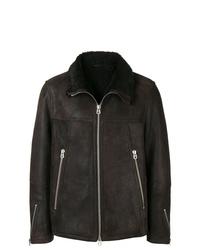 Drome Zipper Details Jacket