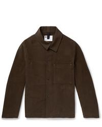 Margaret Howell Cotton Moleskin Chore Jacket