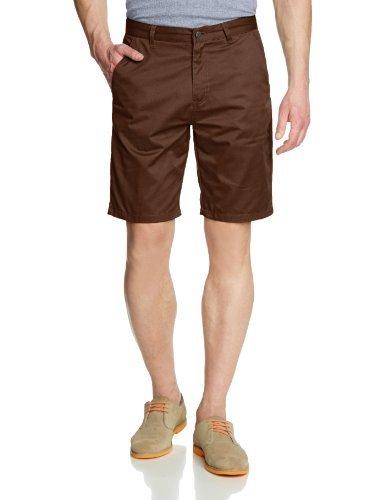Dark Brown Shorts by Volcom