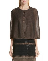 St. John Collection Amara Knit Capelet