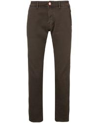 Barba Classic Skinny Fit Jeans