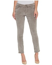 Jag Jeans Mera Skinny Ankle In Plush Waffle Knit Jeans