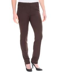 Amanda Chelsea Solid Narrow Leg Pants