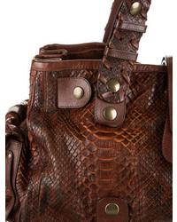 Chlo�� Python Large Silverado Bag | Where to buy \u0026amp; how to wear