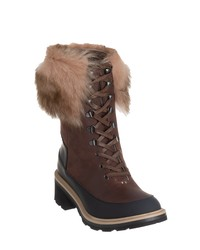 Ross & Snow Chiara Genuine Leather Boot