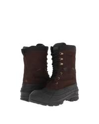 Kamik Nationplus Boots Dark Brown