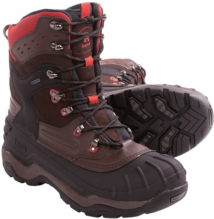 Kamik Keystone Gore Tex Snow Boots | Where to buy & how to wear