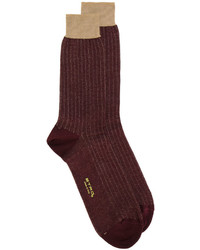 Etro Ribbed Socks