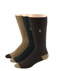 Dark Brown Socks