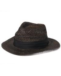 Bioworld Plaited Paper Straw Panama Hat