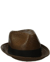 Men s Dark Brown Hats by Brixton   Men s Fashion   Lookastic.com 234a81cd098