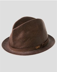 Bailey Of Hollywood Loche Center Dent Crushed Straw Hat