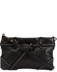 Campomaggi Studded Shoulder Bag