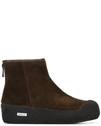 Bally Guard Ankle Boots