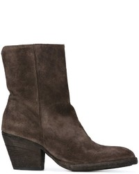 Officine Creative Rivette Ankle Boots