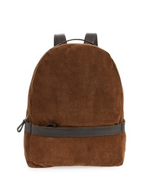 Eleventy Leather Backpack