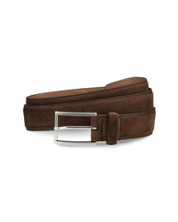 Allen Edmonds Suede Avenue Leather Belt