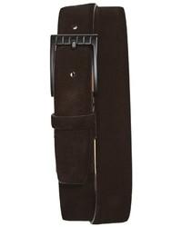 Suede belt medium 844195