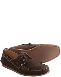John Varvatos Schooner Boat Shoes