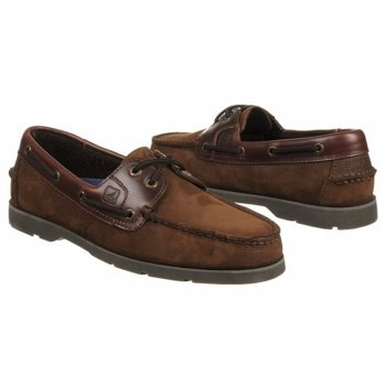 Sperry Top Sider Leeward 2Eye Relaxed Brown 9m Q8x QOn
