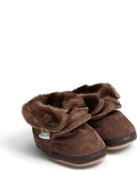 Infant Boys Robeez Cozy Ankle Bootie
