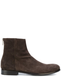 Paul Smith Ps By Ankle Length Boots