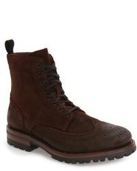 Men s Dark Brown Boots by Frye  1fb77a60772