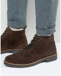 Frank Wright Men's Suede Boots from