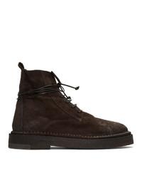 Marsèll Brown Parapa Anfibio Boots