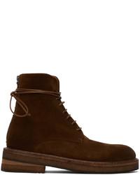 Marsèll Brown Parrucca Boots