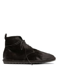 Marsèll Lace Up Suede Boots