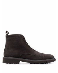 Geox Lace Up Suede Boots