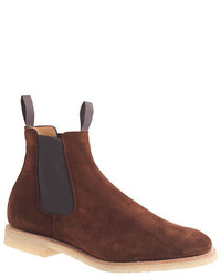 J.Crew Alfred Sargenttm For Suede Chelsea Boots