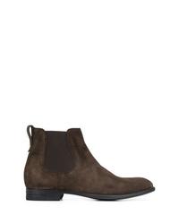 Ermenegildo Zegna Classic Chelsea Boots